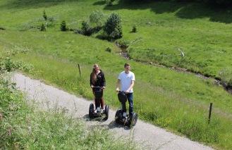 Segway Tour Fischbachtal als Firmenveranstaltung