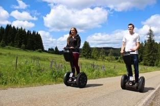 Segway Tour Offroad Schwarzwald