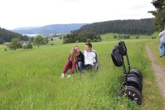 Segway Tour Natur pur im Schwarzwald