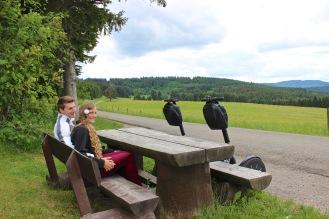Segway Tour Zwei Seen im Schwarzwald