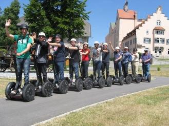 Segway Tour Rothausbrauerei im Schwarzwald