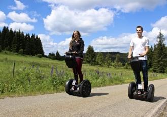 Segway Tour im Schwarzwald ab 2 Personen